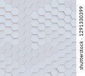 3d illustration. abstract... | Shutterstock . vector #1291330399