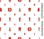 pants icons pattern seamless... | Shutterstock .eps vector #1291331863