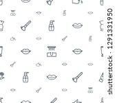 skin icons pattern seamless... | Shutterstock .eps vector #1291331950