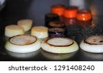 super delicious kobe steak set... | Shutterstock . vector #1291408240
