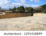 malta  valletta   january 05 ... | Shutterstock . vector #1291418899