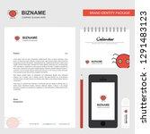 spider business letterhead ...   Shutterstock .eps vector #1291483123