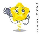doctor star balloon was flown... | Shutterstock .eps vector #1291496419