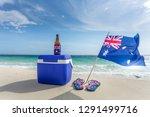 quinessentially australian... | Shutterstock . vector #1291499716