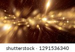 abstract red bokeh circles on a ... | Shutterstock . vector #1291536340
