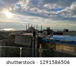 istanbul mosque panorama | Shutterstock . vector #1291586506