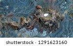 volcanoes of the seabed ... | Shutterstock . vector #1291623160