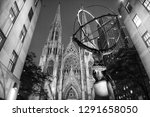 new york  usa   may 25  2018 ... | Shutterstock . vector #1291658050
