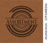 assortment wood signboards | Shutterstock .eps vector #1291688266