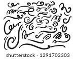 vintage elements for your... | Shutterstock .eps vector #1291702303