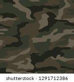 dot pattern camouflage seamless ...