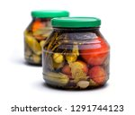 food and drink  homemade... | Shutterstock . vector #1291744123