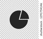 pie chart infographic icon...