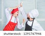 ultimate cooking challenge....   Shutterstock . vector #1291767946