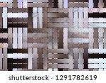 rattan woven mat illustrations... | Shutterstock . vector #1291782619