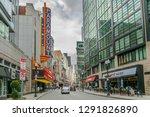 boston  ma   6 9 17  marquees... | Shutterstock . vector #1291826890