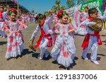 barranquilla   colombia   ... | Shutterstock . vector #1291837006