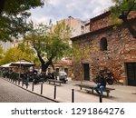 thessaloniki  greece   12 08...   Shutterstock . vector #1291864276