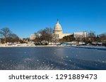 washington  d.c.   usa  ... | Shutterstock . vector #1291889473