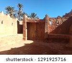 door of castle | Shutterstock . vector #1291925716