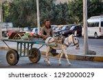 egypt  hurghada 17 01 2009 a... | Shutterstock . vector #1292000029
