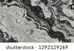 black and white marble pattern... | Shutterstock . vector #1292129269
