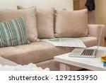 still life detail view of a... | Shutterstock . vector #1292153950