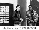 milan  italy   january 14 ... | Shutterstock . vector #1292180533