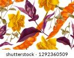 hi quality fashion design....   Shutterstock . vector #1292360509