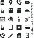 solid black vector icon set  ...   Shutterstock .eps vector #1292379799