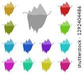 iceberg chart icon in multi...