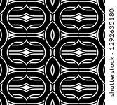 design seamless monochrome...   Shutterstock .eps vector #1292635180