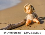 Cast Away Broken Doll Washed Up ...