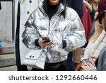 milan  italy   january 12  2019 ... | Shutterstock . vector #1292660446
