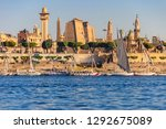 Luxor Temple Is A Large Ancient ...