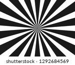 white and black ray burst style ... | Shutterstock .eps vector #1292684569