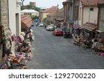 sighnaghi  kakheti  georgia  ... | Shutterstock . vector #1292700220