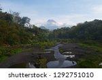 kali kuning yogyakarta is the... | Shutterstock . vector #1292751010