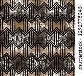 modern geometric pattern   Shutterstock . vector #1292775343