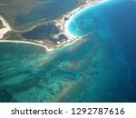 aerial view of  cancun mexico  | Shutterstock . vector #1292787616