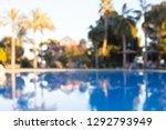 luxury hotel blur background   Shutterstock . vector #1292793949