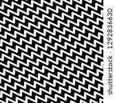 zigzag lines background. jagged ... | Shutterstock .eps vector #1292836630