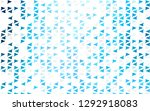 light blue vector template with ... | Shutterstock .eps vector #1292918083