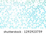 light blue vector backdrop with ... | Shutterstock .eps vector #1292923759