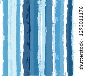 paint lines seamless pattern....   Shutterstock .eps vector #1293011176