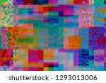 abstract background  pattern of ...   Shutterstock . vector #1293013006