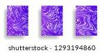 mixture of acrylic paints....   Shutterstock .eps vector #1293194860