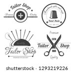 private detective promotional... | Shutterstock .eps vector #1293219226