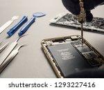 technician or engineer... | Shutterstock . vector #1293227416