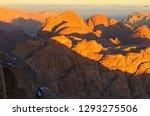 scenic landscape of mountain... | Shutterstock . vector #1293275506